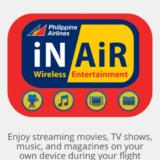フィリピン航空の娯楽設備