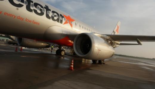 早朝着で1日無駄なく使える!ジェットスターGK12便で桃園から成田へ