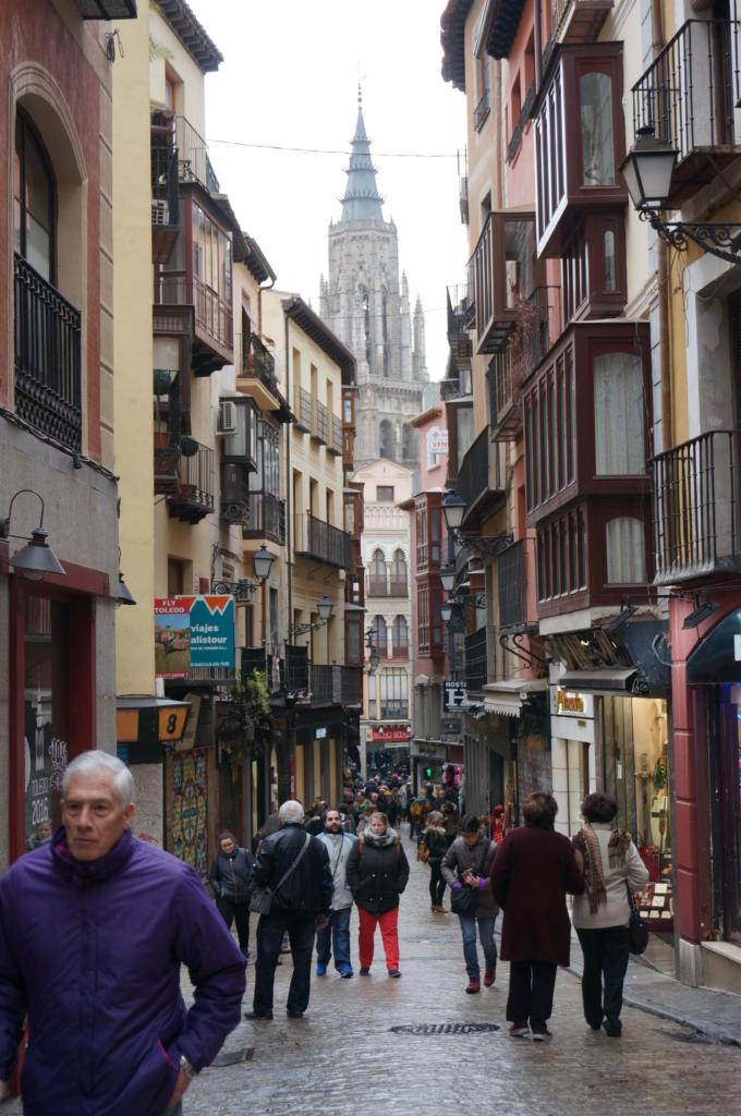 世界遺産の古都「トレド」を自由気ままに散策
