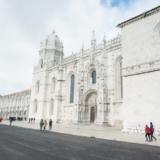 世界遺産「リスボンのジェロニモス修道院とベレンの塔」(前編)