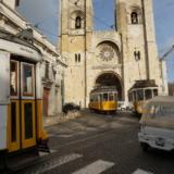 リスボンのご当地バーガーショップ「SAMPA」にて昼食を調達