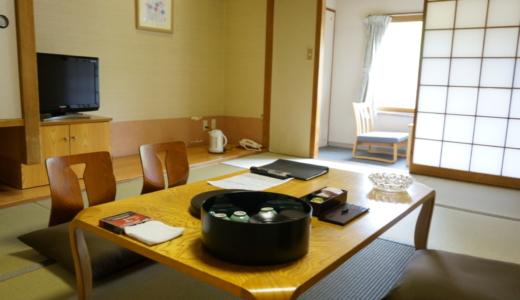 湯治もできる!日本代表レベルで硫黄のこい温泉「万座温泉日進舘」へ