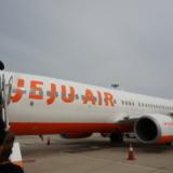 チェジュ航空の7C3105便と7C1106便を乗り継ぐ!グアム→仁川→成田
