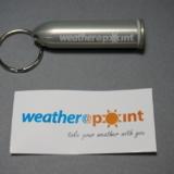 スマートフォンで気象観測ができる?Weather@Point 2.0がやって来た!