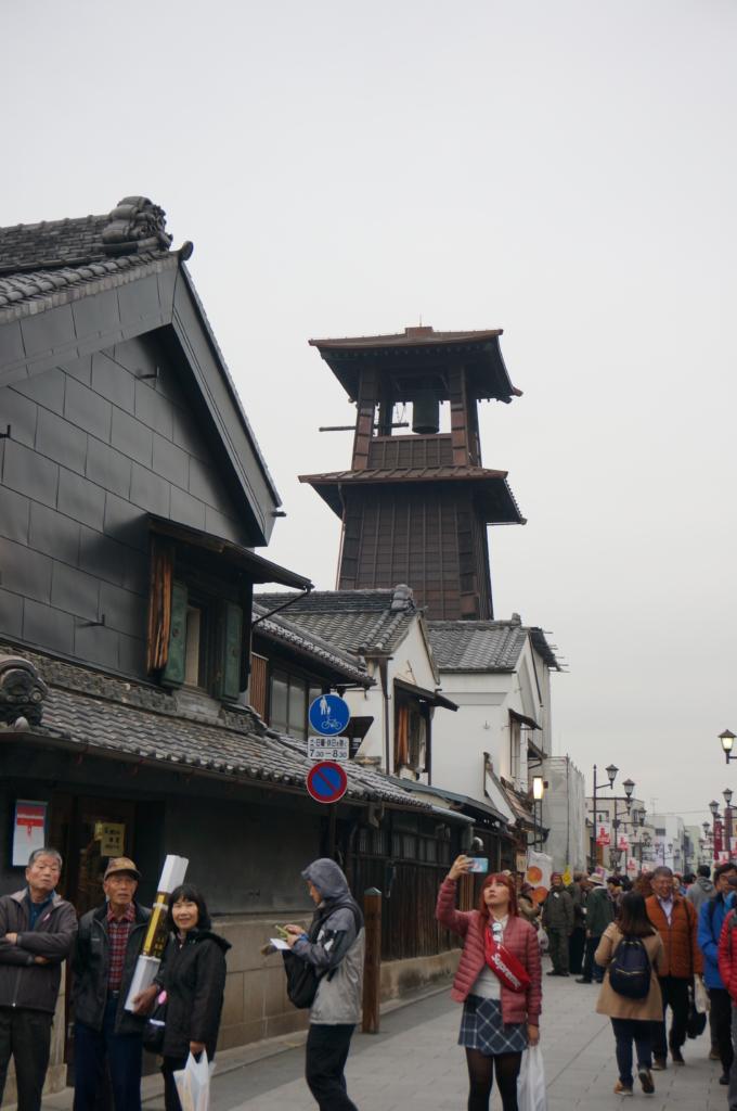 江戸の面影を残した観光地。小江戸川越の蔵造りの町並みを散策!