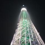 「東京スカイツリータウンドリームクリスマス2017」を見に行きました