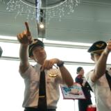 X'masは空港で!JAL BELL STAR/ANA team HANEDA Orchestraのステージ