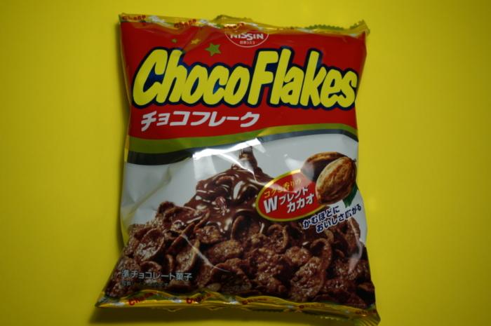 フレーク チョコ