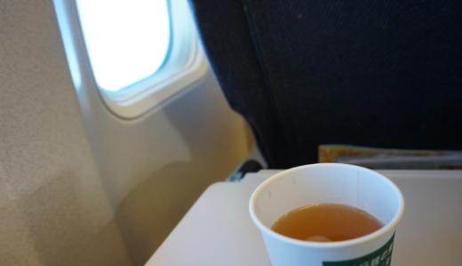 NH1232便で福岡から小松へ まっすぐ東京に帰ると思いきや寄り道する