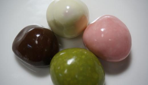 良品のある生活vol.12 「チョコがけいちご」全4種を食べ比べしてみた
