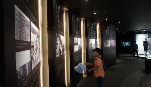 新千歳空港の歴史を展示した「エアポートヒストリーミュージアム」へ