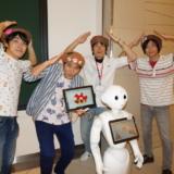 きのこ頭の面白集団「マッシュ&ルーム」ボランティアのIT技術者たち