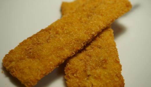 カレー風味の駄菓子!全珍「やわらか~い串カツ」レビュー