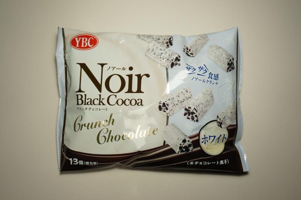 チョコレート ノアール クランチ