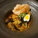 奥田商店のスープカレー