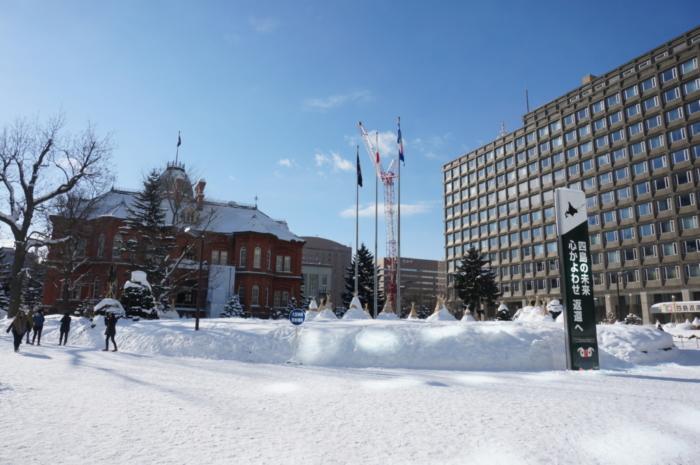 北海道旧本庁舎(赤レンガ庁舎)