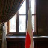 北海道旧本庁舎(赤レンガ庁舎)の知事室