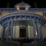 豊平館の外観