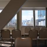 さっぽろテレビ塔の旅行会社休憩室