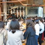 中目黒にある高級スタバ!STARBUCKS RESERVED ROASTERY TOKYOはお洒落な珈琲焙煎所