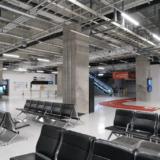 旧連絡バス乗り場!成田空港第3ターミナルに新設された到着ロビーの様子
