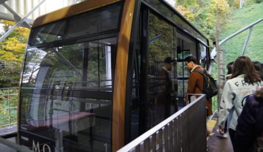 らくらく登山!もいわ山ロープウェイで札幌の街並みが一望できる展望台へ