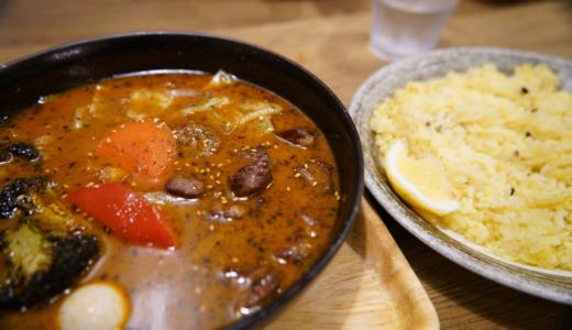札幌発祥のスープカレーを確立! 大通にあるスープカレーGARAKUは格別な専門店