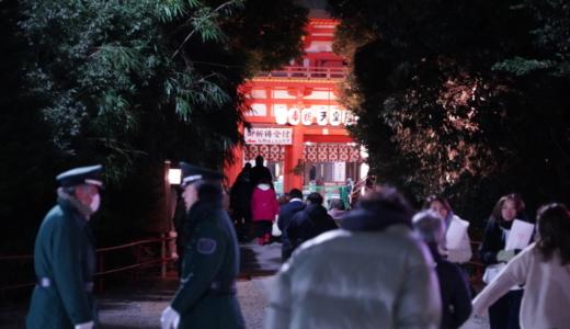 大宮駅から徒歩約10分!縁結びのパワースポット「武蔵一宮 氷川神社」で初詣