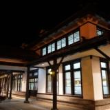 旧室蘭駅舎とD51形蒸気機関車!札幌との高速バス発着所でもある室蘭観光協会へ