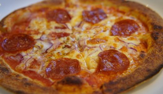 焼き窯のあるイタリアン! ラ・パウザ時計台前店(小麦の家)で焼き立てピザを食べる