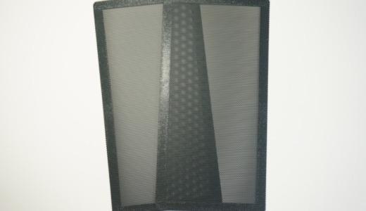 側面通気孔からのホコリ侵入を防ぐ「マグネットファンフィルター 280mm用」レビュー