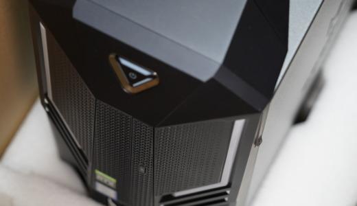 動画編集もサクサク!Acer「Predator Orion 3000(PO3-600-F76UH/G26)」レビュー