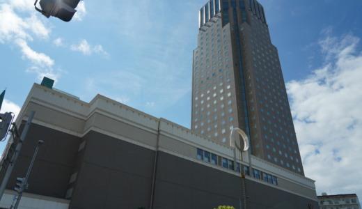 新札幌駅前にある高層ホテル!街なかへの移動も便利なホテルエミシア札幌へ