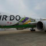 間隔を開けて座る社会距離対応!AIRDOのHD11便で羽田から新千歳へ(2020年8月版)