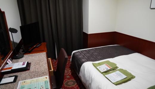 天然温泉の大浴場がある!プレミアホテル-CABIN-旭川は古くても清潔な駅近ホテル