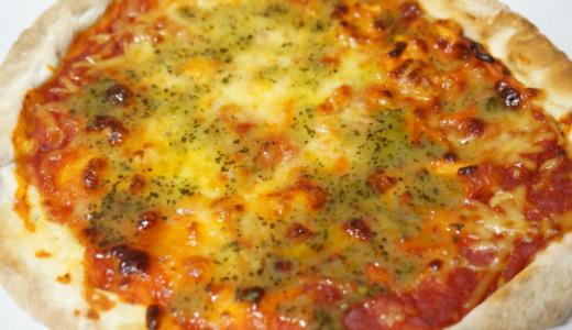 バジルソース付きで風味が美味しく食べやすく!伊藤ハム「マルゲリータピザ」レビュー