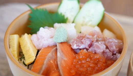 ホテルの昼食利用!プレミアホテルCABIN旭川のレストラン「ハレル」で海鮮丼を食べる
