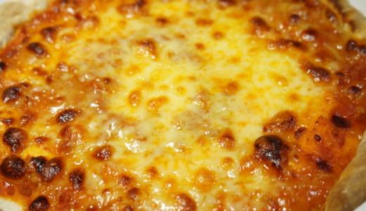 ひき肉の肉感が美味しい!伊藤ハム「ボロネーゼピザ」レビュー