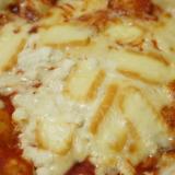 大きなチーズの塊がトッピング!日本ハム「奏ブレンデッドチーズピザ」レビュー