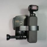 クリップ&三脚で装着可能に!GLIDER「Osmo Pocket専用 マウントフレームセット(GLD3310MJ57)」レビュー