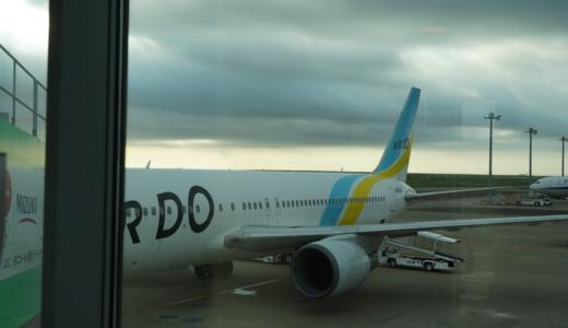 徐々に増えてきた人出!AIRDOのHD11便で新千歳から羽田へ(2020年9月版)